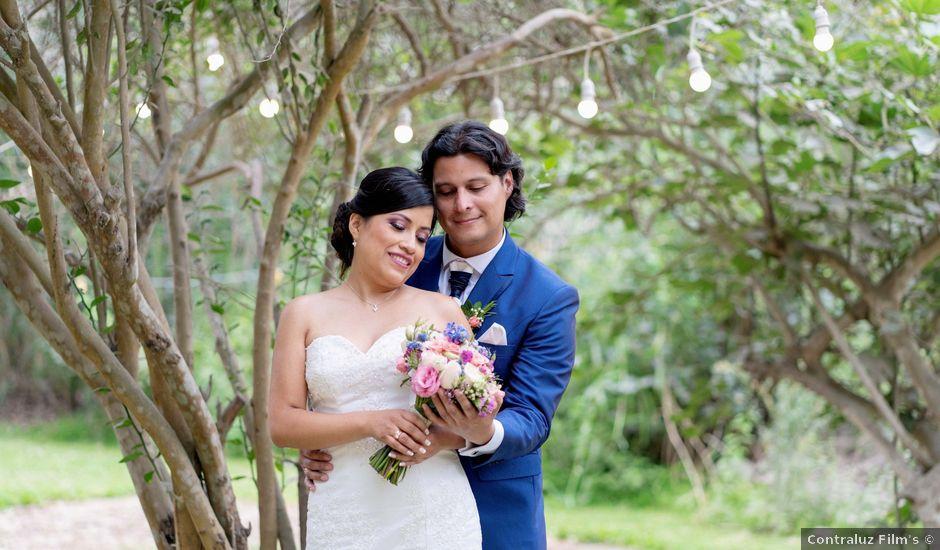 El matrimonio de Duilio y Raquel en Cieneguilla, Lima