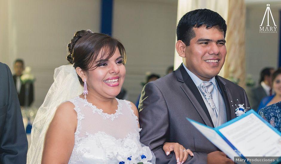 El matrimonio de Cinthia y Eduardo en Lambayeque, Lambayeque