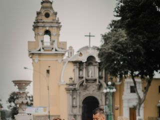 El matrimonio de Mary y Luis Carlos 3