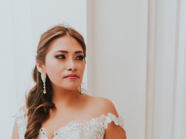 El matrimonio de Karina y Javier en Pisco, Ica 7