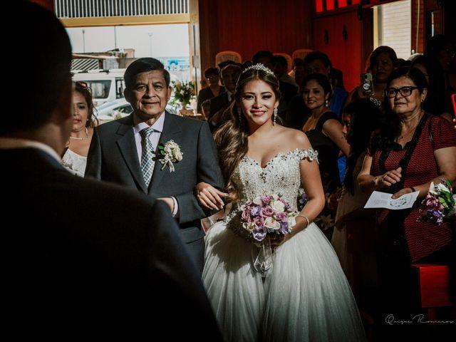 El matrimonio de Karina y Javier en Pisco, Ica 9