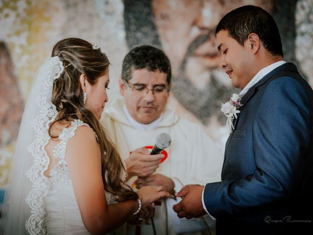 El matrimonio de Karina y Javier en Pisco, Ica 10