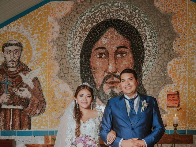 El matrimonio de Karina y Javier en Pisco, Ica 12
