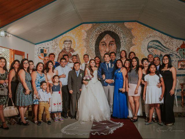 El matrimonio de Karina y Javier en Pisco, Ica 13