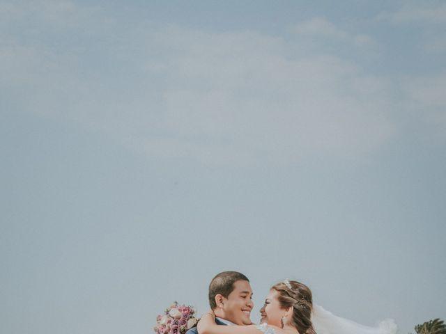 El matrimonio de Karina y Javier en Pisco, Ica 16