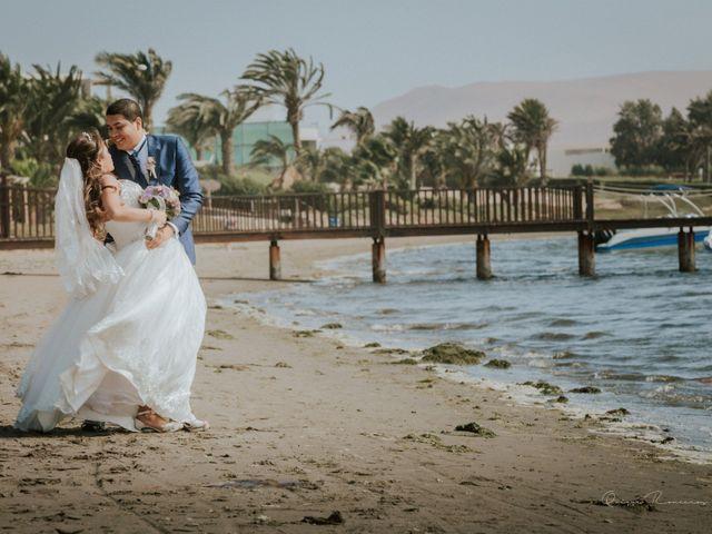 El matrimonio de Karina y Javier en Pisco, Ica 17