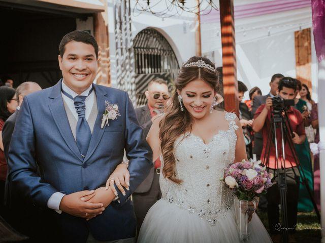 El matrimonio de Karina y Javier en Pisco, Ica 18