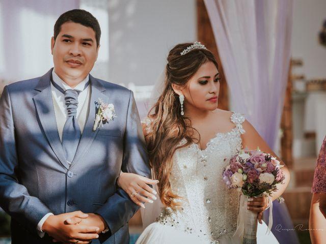 El matrimonio de Karina y Javier en Pisco, Ica 19