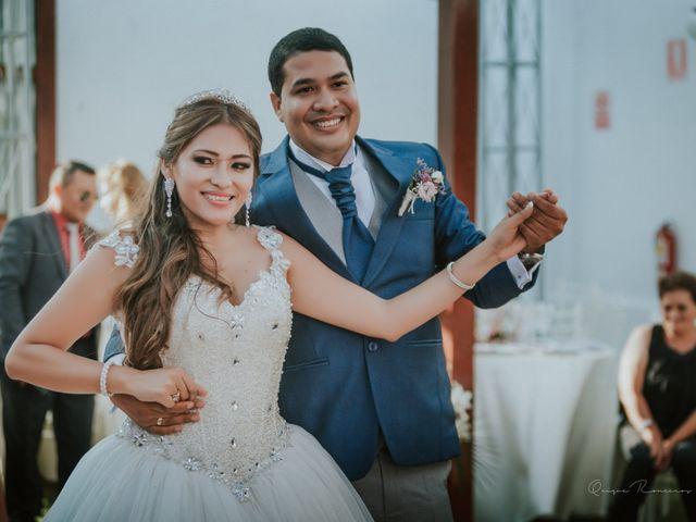 El matrimonio de Karina y Javier en Pisco, Ica 24