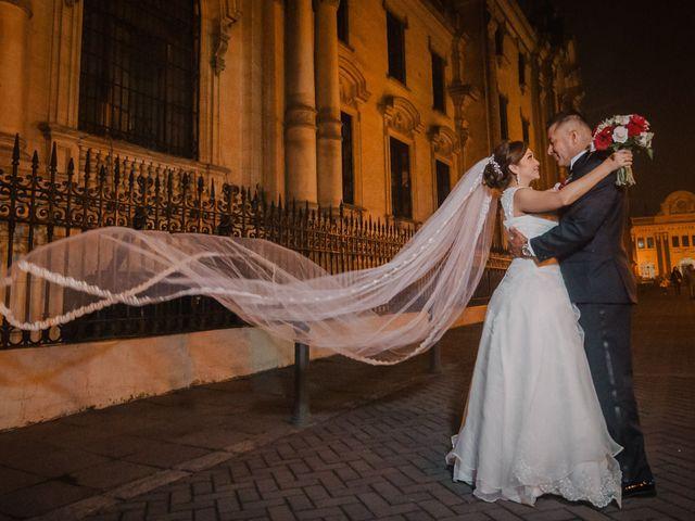 El matrimonio de Mary y Luis Carlos