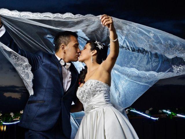 El matrimonio de Jackeline y Erick
