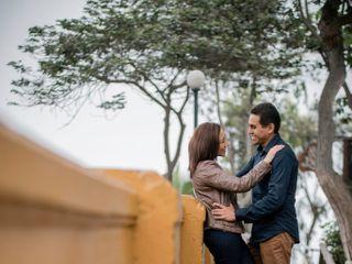 El matrimonio de Cynthia y Diego 3
