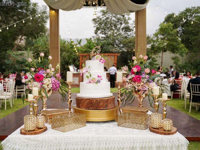 El matrimonio de Duilio y Raquel en Cieneguilla, Lima 11