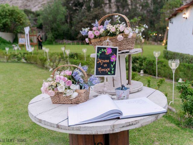 El matrimonio de Duilio y Raquel en Cieneguilla, Lima 18