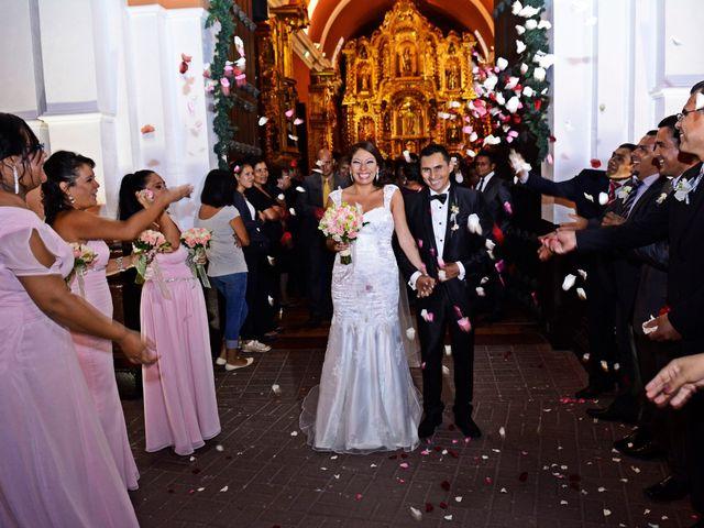 El matrimonio de Angie y Jimmi
