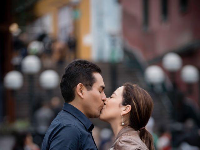 El matrimonio de Diego y Cynthia en Miraflores, Lima 3