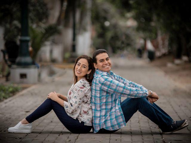 El matrimonio de Diego y Cynthia en Miraflores, Lima 8