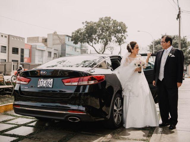 El matrimonio de Diego y Cynthia en Miraflores, Lima 19
