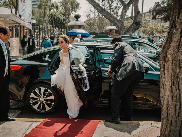 El matrimonio de Diego y Cynthia en Miraflores, Lima 20