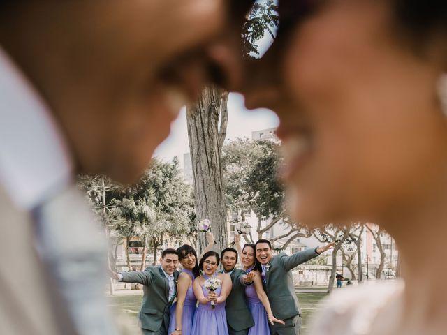El matrimonio de Diego y Cynthia en Miraflores, Lima 32