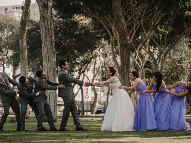 El matrimonio de Diego y Cynthia en Miraflores, Lima 33