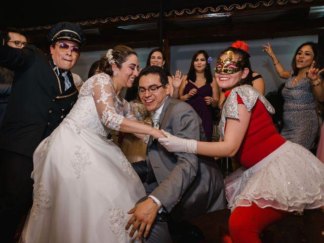 El matrimonio de Diego y Cynthia en Miraflores, Lima 49