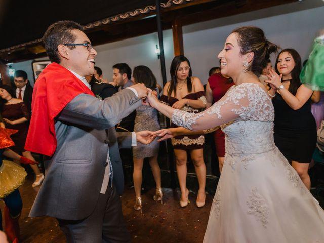 El matrimonio de Diego y Cynthia en Miraflores, Lima 50