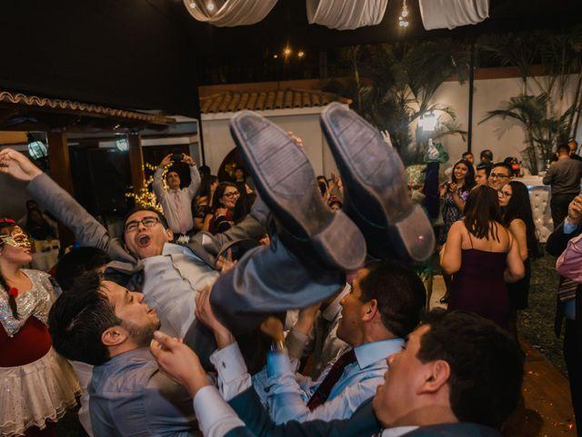 El matrimonio de Diego y Cynthia en Miraflores, Lima 51