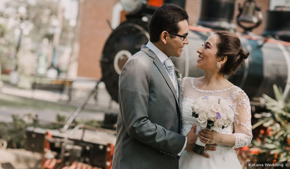 El matrimonio de Diego y Cynthia en Miraflores, Lima