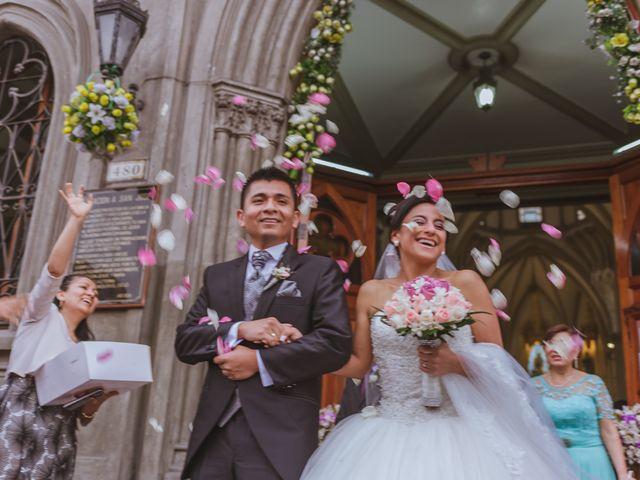 El matrimonio de Rosa y Carlos
