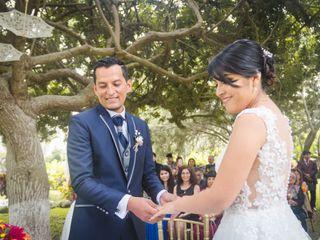 El matrimonio de Sofia y Luis Enrique 2
