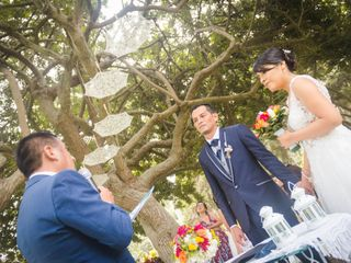 El matrimonio de Sofia y Luis Enrique 3