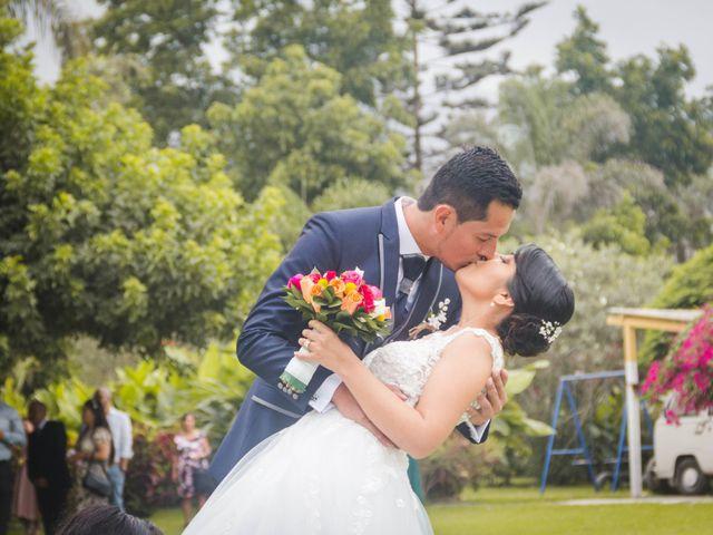 El matrimonio de Sofia y Luis Enrique