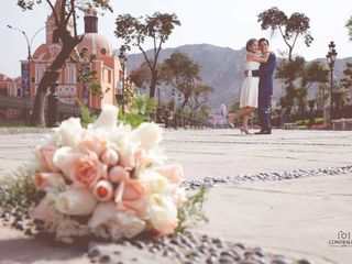 El matrimonio de Sandra y Manuel 1