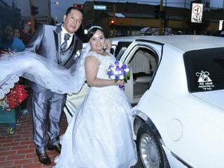 El matrimonio de Pamela  y Lucio  1