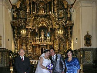 El matrimonio de Pamela  y Lucio  2
