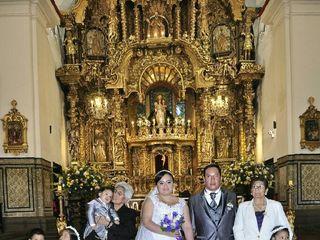 El matrimonio de Pamela  y Lucio  3