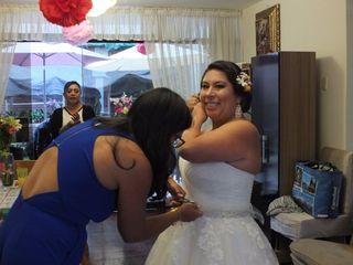 El matrimonio de Lissette y Jordi 1
