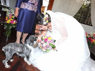 El matrimonio de Lissette y Jordi 2