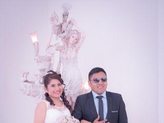 El matrimonio de Sandely y Javi 1