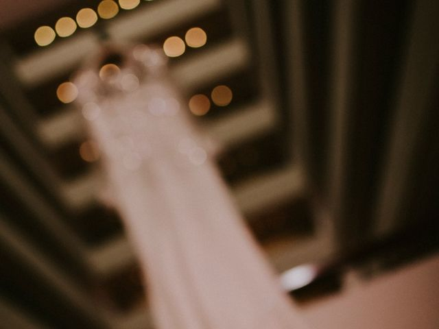 El matrimonio de Josué y Areli en Ate, Lima 3