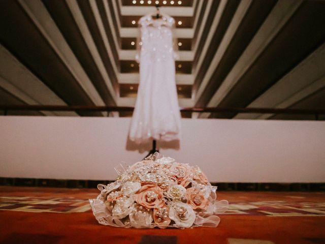 El matrimonio de Josué y Areli en Ate, Lima 2