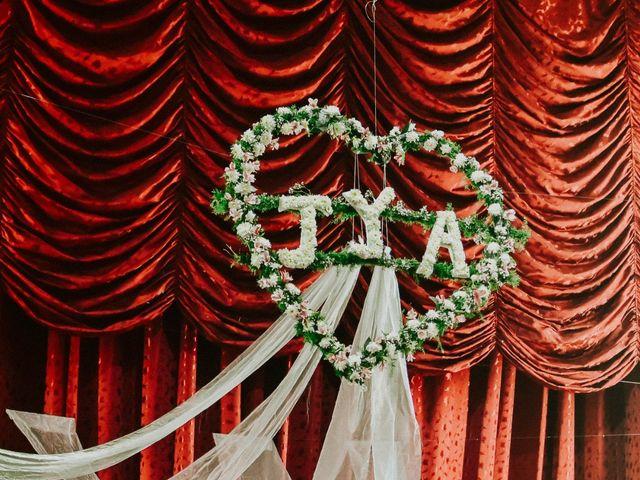 El matrimonio de Josué y Areli en Ate, Lima 15