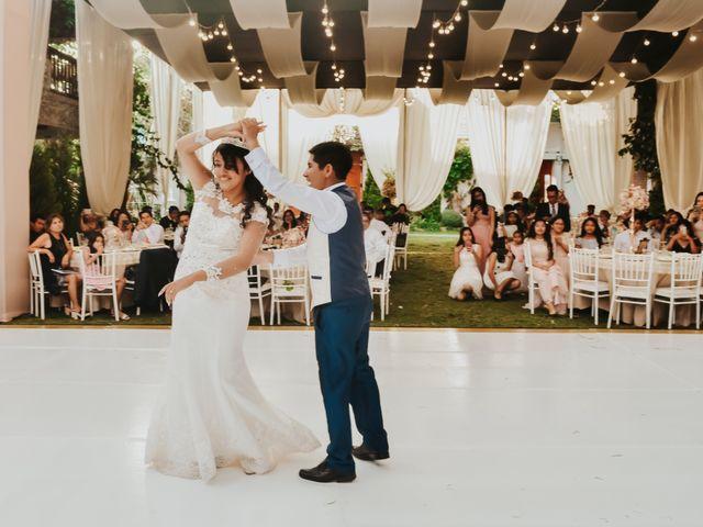 El matrimonio de Josué y Areli en Ate, Lima 27