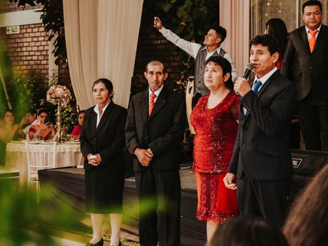 El matrimonio de Josué y Areli en Ate, Lima 34