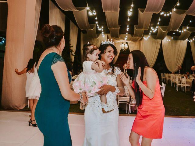 El matrimonio de Josué y Areli en Ate, Lima 38
