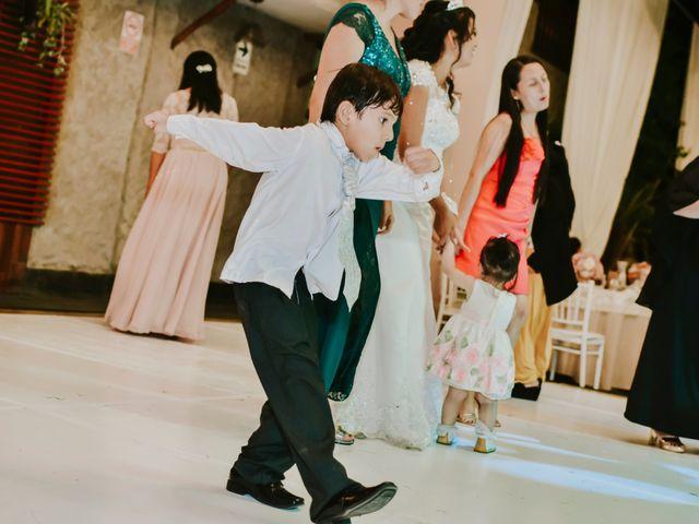 El matrimonio de Josué y Areli en Ate, Lima 41