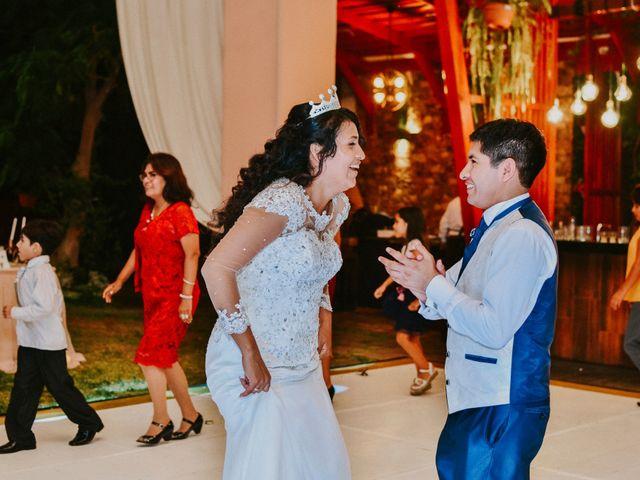 El matrimonio de Josué y Areli en Ate, Lima 42