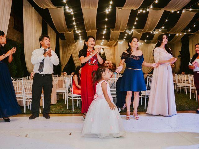 El matrimonio de Josué y Areli en Ate, Lima 44