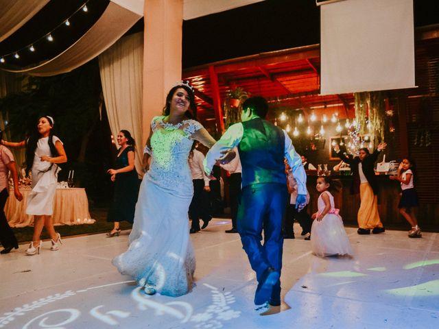 El matrimonio de Josué y Areli en Ate, Lima 46